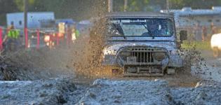 4 x 4 Mud Bog – Thursday, August 18th