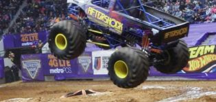 Tuesday, August 15th<br>Monster Truck Show